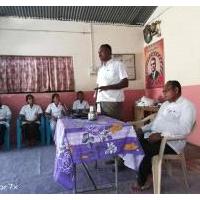 Homoeopathic Camp at Pathak Vruddhashram